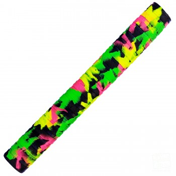 Psychedelic Camouflage Players Matrix Cricket Bat Grip