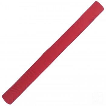 Mongoose Chevron Cricket Bat Grip (Red)