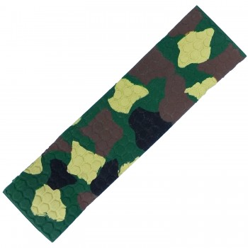 Army Camouflage Cricket Bat Toe Guard