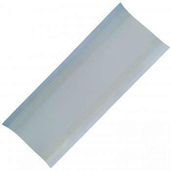 Fibre Edged Anti Scuff Cricket Bat Face Sheet