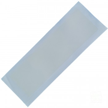 Clear Anti Scuff Cricket Bat Face Sheet