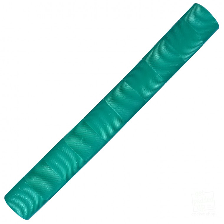 Metallic Green Chevron Lite Cricket Bat Grip
