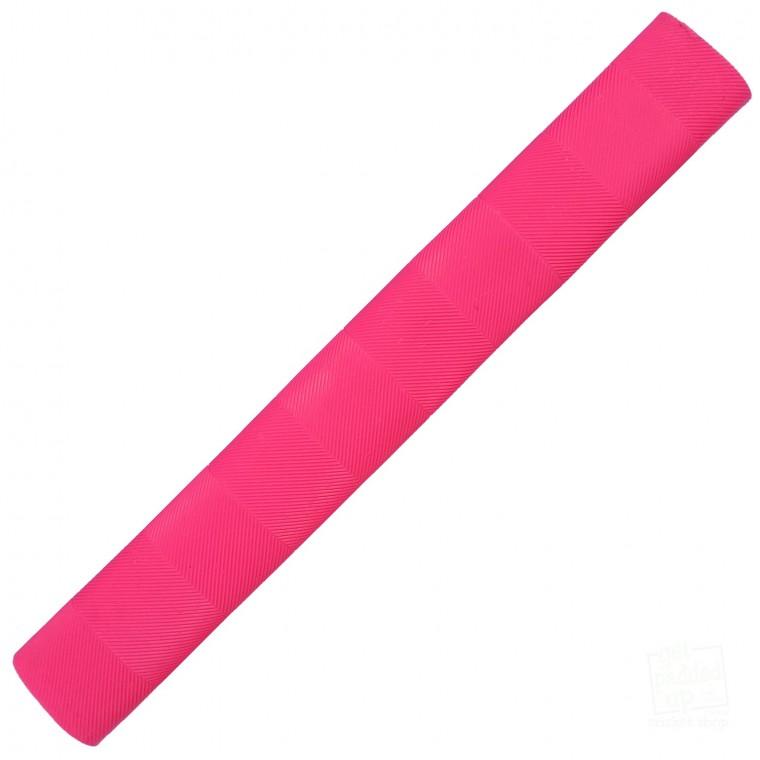 Neon Pink Chevron Lite Cricket Bat Grip