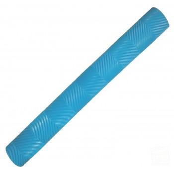 Sky Blue Chevron Lite Cricket Bat Grip