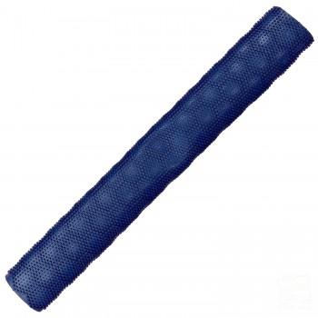 Metallic Blue Hex 3D Cricket Bat Grip