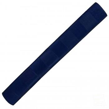 Navy Blue Chevron Lite Cricket Bat Grip