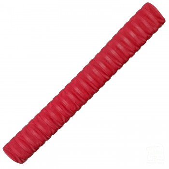 Red Players Matrix Lite Cricket Bat Grip