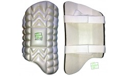 Ultra Bubble Molded Cricket Thigh Pad