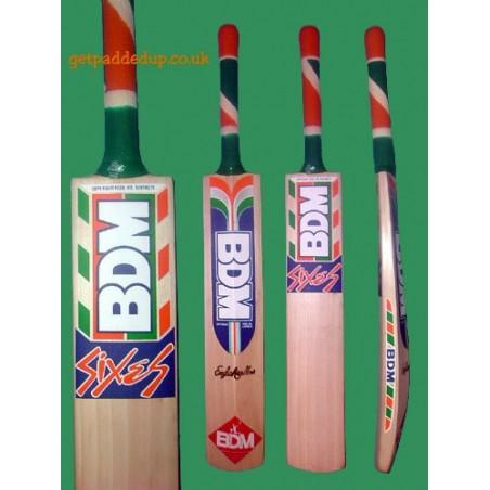 BDM Sixes Cricket Bat