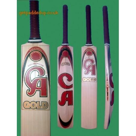 CA Sports Gold Cricket Bat