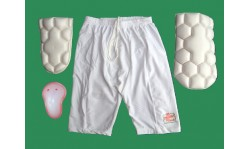 Ultra Padman Cricket Batting Shorts (Left-Handed)