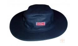 BDM Cricket Floppy Hat (Navy Blue)
