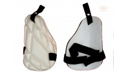 Ultra Bubble-Molded Inner Cricket Thigh Pad