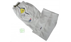 Cricket Trousers (Whites) with Finished Hem