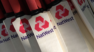 NatWest Corporate Mini Bats