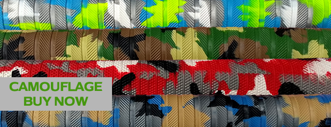 Camouflage Cricket Bat Grips