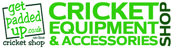 Cricket Equipment and Accessories - getpaddedup.co.uk